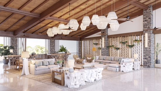 Four Seasons Resort Costa Rica at Peninsula Papagayo: Resort lobby