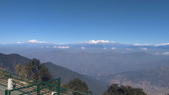 Chandragiri Hills, Thankot