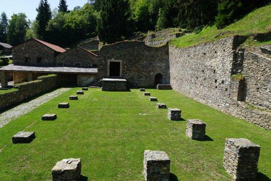 Archeological Park Magdalensberg