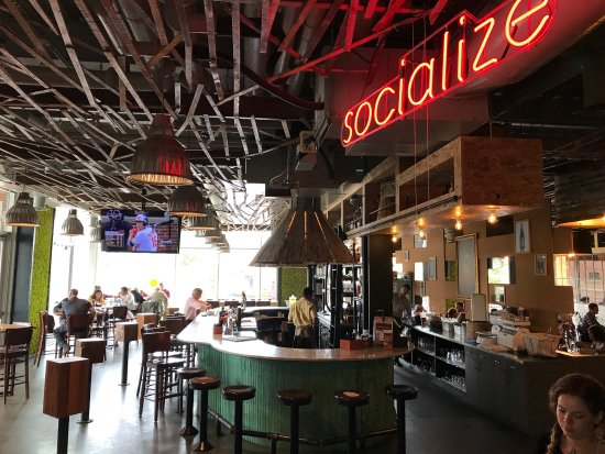 Social Kitchen Bar Grand Rapids
