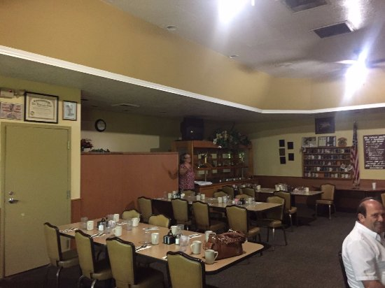 Pine Tree Restaurant & Lounge: Banquet Hall