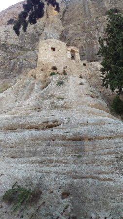 Monastery of the Dormition Rock Nemea