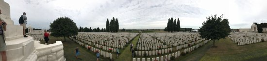 Tyne Cot Commonwealth War Graves Cemetery and Memorial