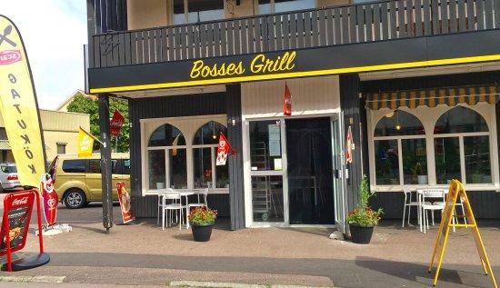 Kil, Suecia: Nydelig mat!!