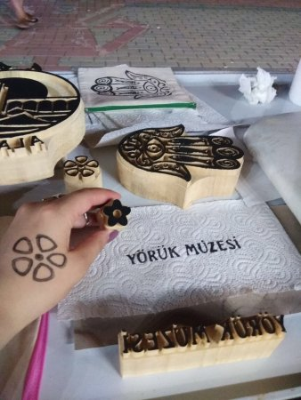 Инсекум, Турция: Yörük Müzesi