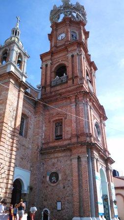 Zona Romantica : Iglesia en Puerto Vallarta
