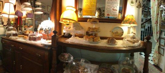 Miss Molly S Tea Room Cornwall