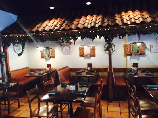 Burke, VA: Main dining