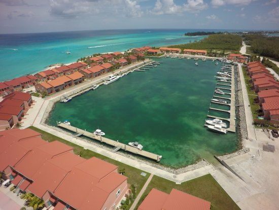 Bimini: Aerial View of the property