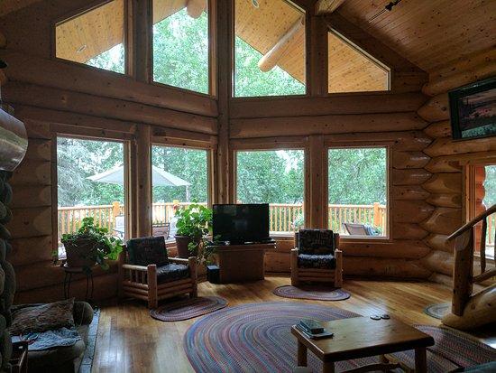 Bob's Cabin & Guide Service: Bob's Cabin & Guide Service