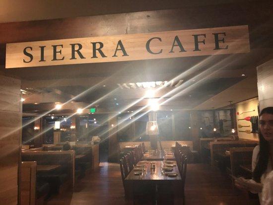 Sierra Cafe At Hyatt Regency Lake Tahoe Resort Incline Village Restaurant Reviews Phone Number Photos Tripadvisor