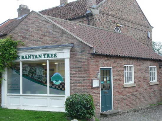 The Banyan Tree Takeaway, Easingwold, YO61 3AA