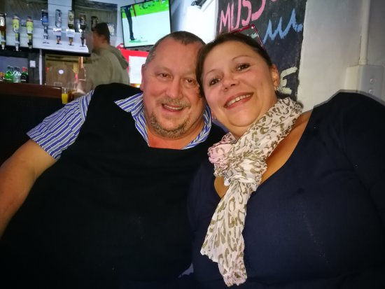 St. Helena Bay, South Africa: Random pics of staff and clientelle