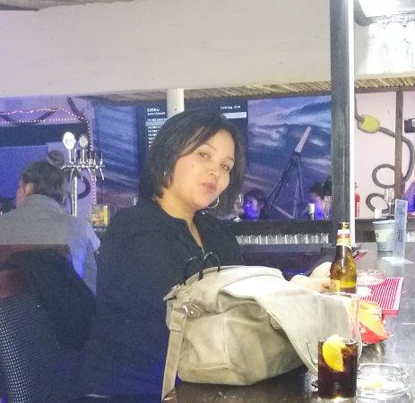 St. Helena Bay, Sydafrika: Random staff and clientele