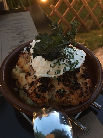 Egg Harbor, Ουισκόνσιν: Cauliflower