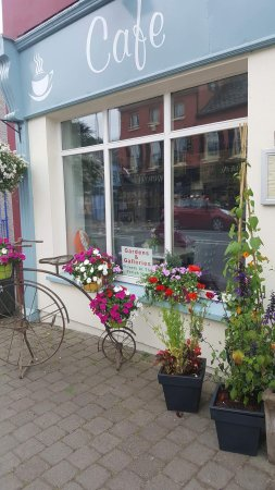 Innishannon, Irland: Found Out cafe