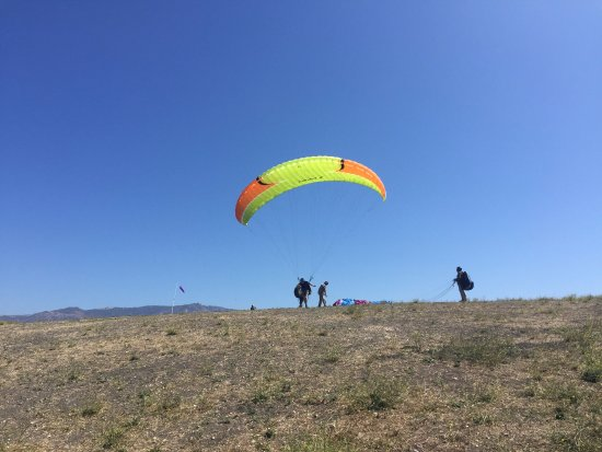 Eagle Paragliding School (Santa Barbara) - All You Need to Know