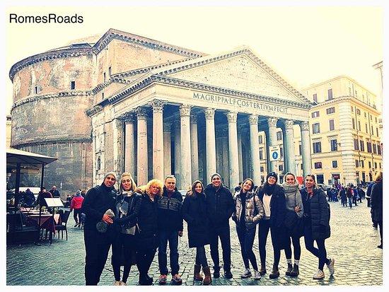 Rome's Roads