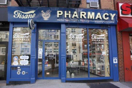 TISANE PHARMACY & CAFE, New York City - Yorkville - Menu, Prices & Restaurant Reviews - Tripadvisor
