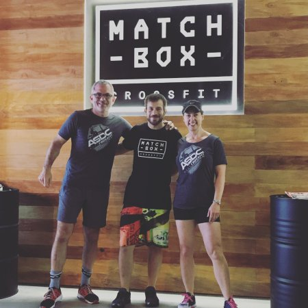 ‪Matchbox CrossFit‬