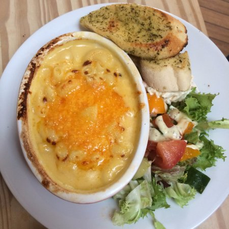 Brenachoile Cafe: mac 'n cheese