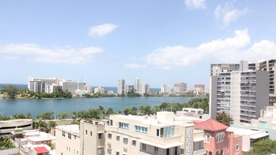 Hotel Miramar: Rooftop