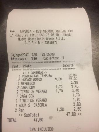 Restaurante-Taperia ANTIQUE: photo5.jpg