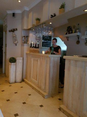 Casa tua: The bar
