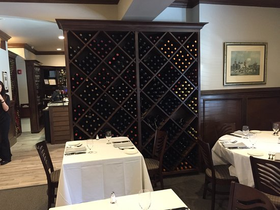 Elmsford, NY: Grand Opening of Flames Steakhouse