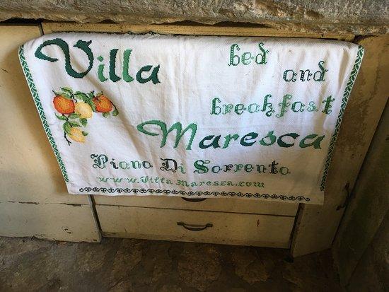 Villa Maresca: photo2.jpg