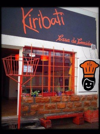 Chos Malal, Argentine : Frente de Kiribati