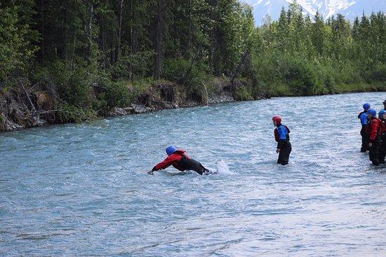 Glacier View, AK: pics from Nova river rafting