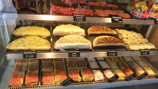 Grafing, Germany: Cakes