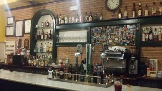 Urda, Hiszpania: Bar view