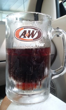 Ravenna, OH: Great refreshing root beer