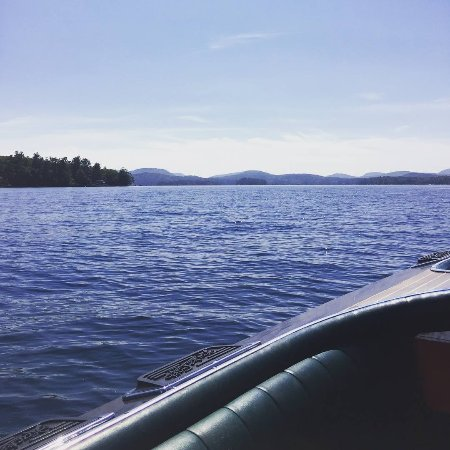 Wolfeboro, Nueva Hampshire: And the views to top it off.