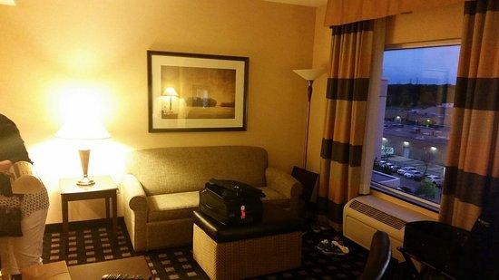 Foto de Homewood Suites by Hilton Toronto Airport Corporate Centre