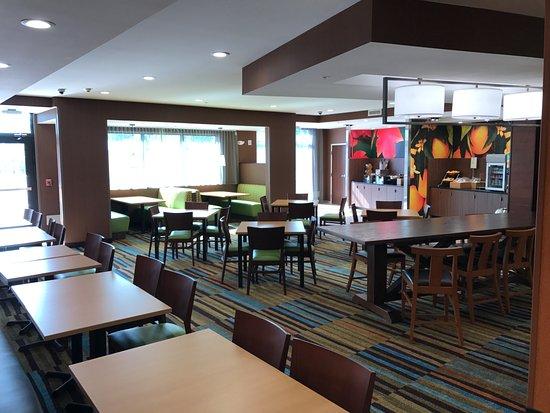 Hendersonville, Теннесси: Breakfast Room