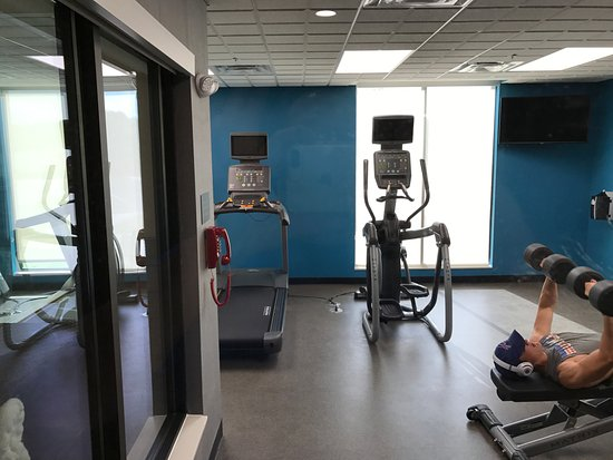 Hendersonville, Теннесси: Fitness Room