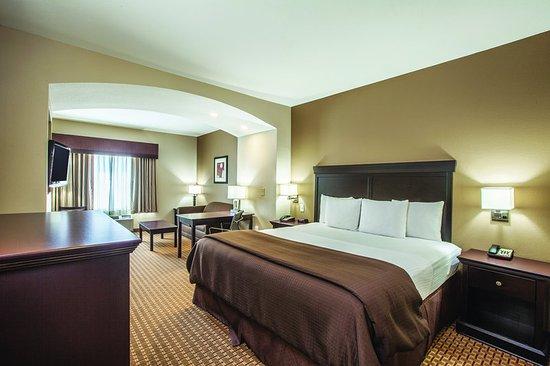 Hillsboro, TX: Guest Room