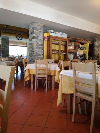 Fiumalbo, Italy: sala