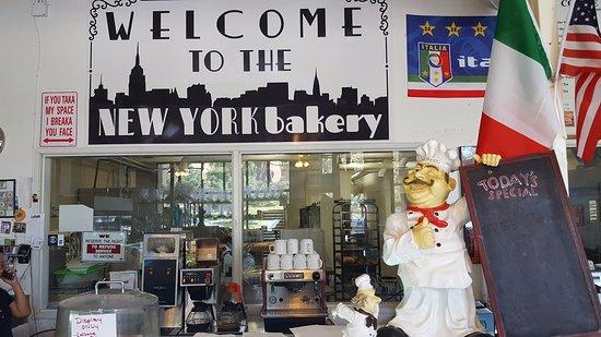 New York Bakery El Cajon Restaurant Reviews Phone