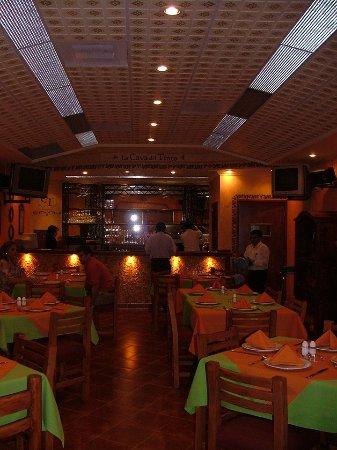 Acayucan, Μεξικό: Restaurante La Cava del Tinto
