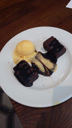 The John Gilbert: Chocolate Brownie
