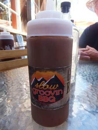 Marble, CO: Homemade BBQ hot sauce
