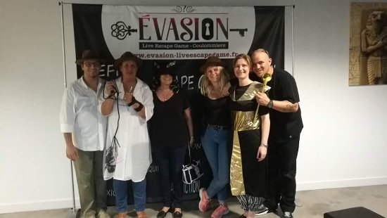 ‪Evasion - Live escape Game‬