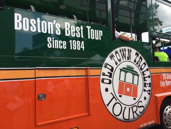Old Town Trolley Tours Photo0