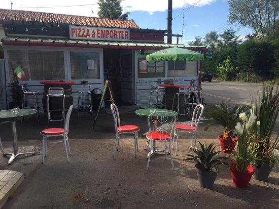 Pizza marcela soustons restaurant avis num ro de for Restaurant soustons