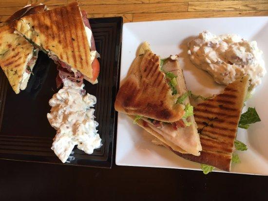 Trattoria 903: Panini Lunches