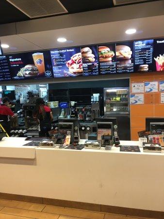 Biscoe, Carolina del Norte: McDonald's